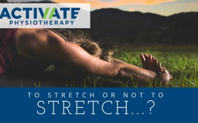 To Stretch or Not to Stretch?