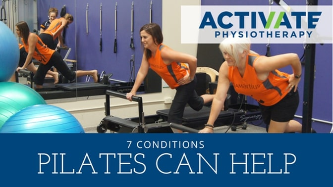 7 Conditions Pilates Can Help