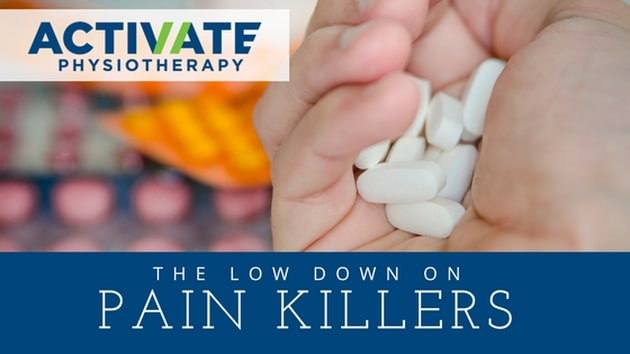 The Low Down on Pain Killers