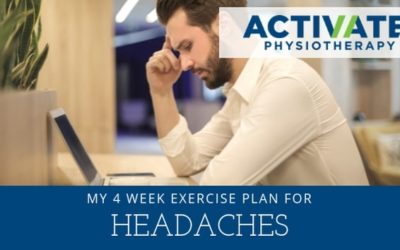 My 4 Week Exercise Plan for Headaches