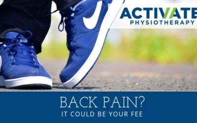 Back Pain? It could be your feet