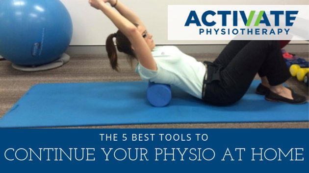 5 Best Tools to Continue Your Physio at Home