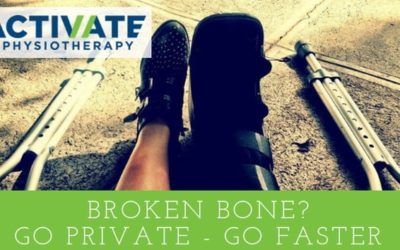 CASE STUDY: Why Private Fracture Clinic is a faster way to get you feeling great!