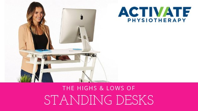 The Highs and Lows of Standing Desks