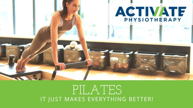 Pilates… It just makes everything better!