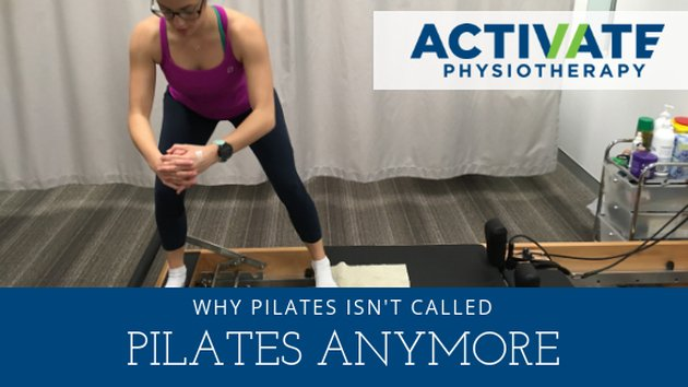 Why Pilates can't be called Pilates anymore
