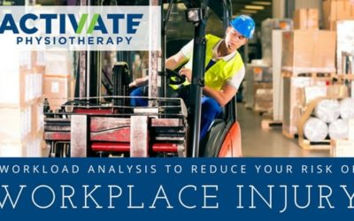 Corporate Health Using Workload Analysis to Reduce Your Risk of Workplace Injury