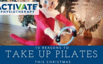 10 Reasons to take up Pilates this Christmas