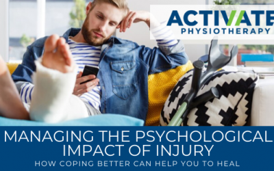 Managing the Psychological Impacts of an Injury