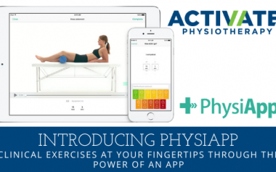 Introducing PhysiApp: Clinical Exercises at your Fingertips Through the Power of an App